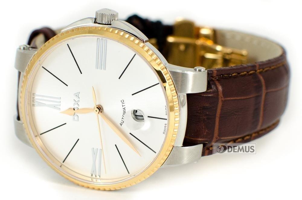 Zegarek Doxa Il Duca 130.60.022.02