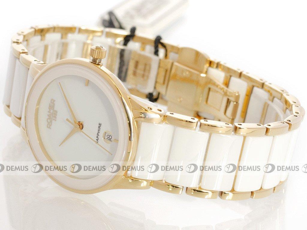 Zegarek Roamer Ceraline Saphira 677981 48 25 60