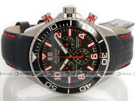 Zegarek Atlantic Worldmaster Diver 55470.47.65RC