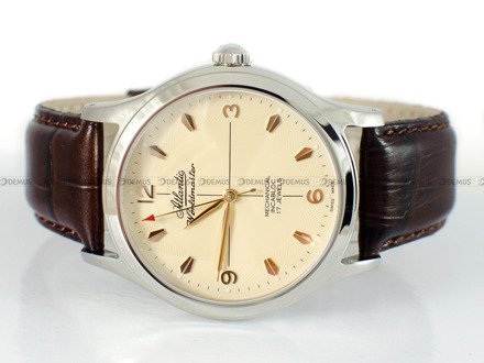 "Zegarek Atlantic Worldmaster ""The Original"" 53654.41.95R"